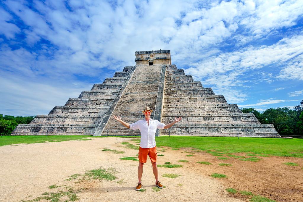 Yucatan Peninsula Chichen Itza